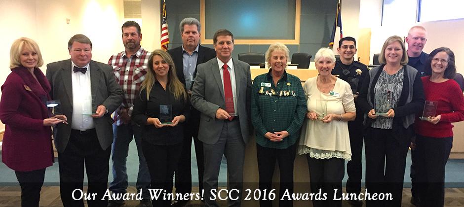 2016 Sunnyvale Chamber Awardees